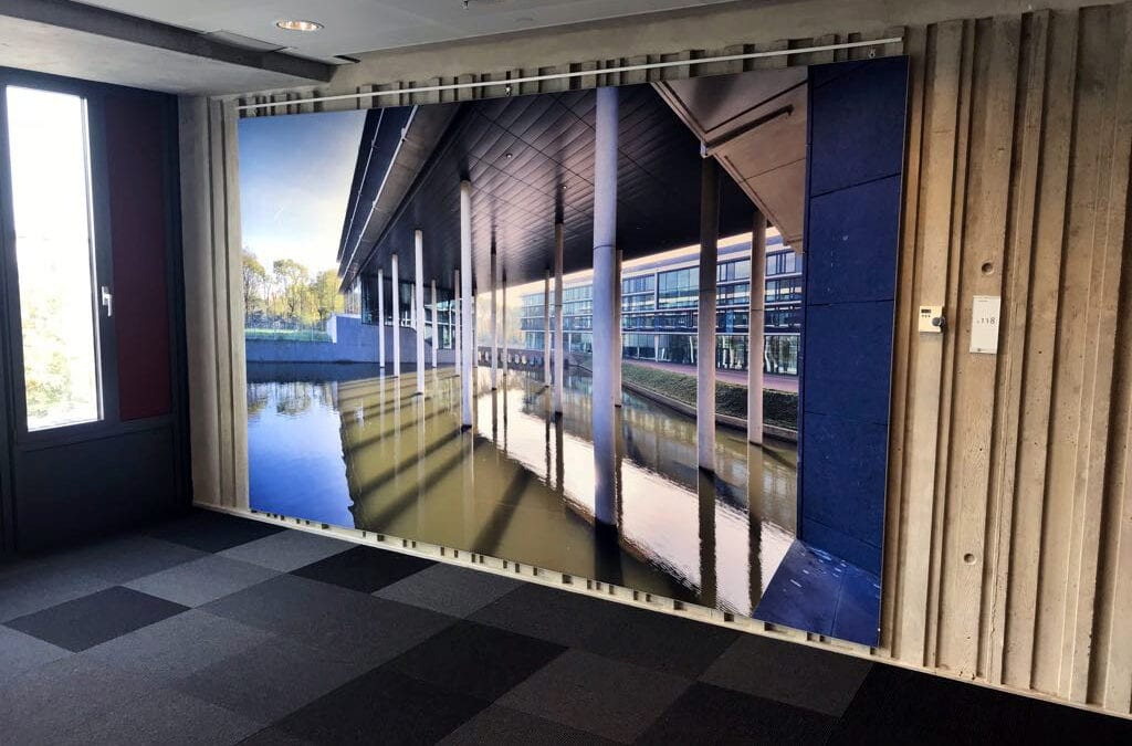Xerox visuals Ministerie van Financiën