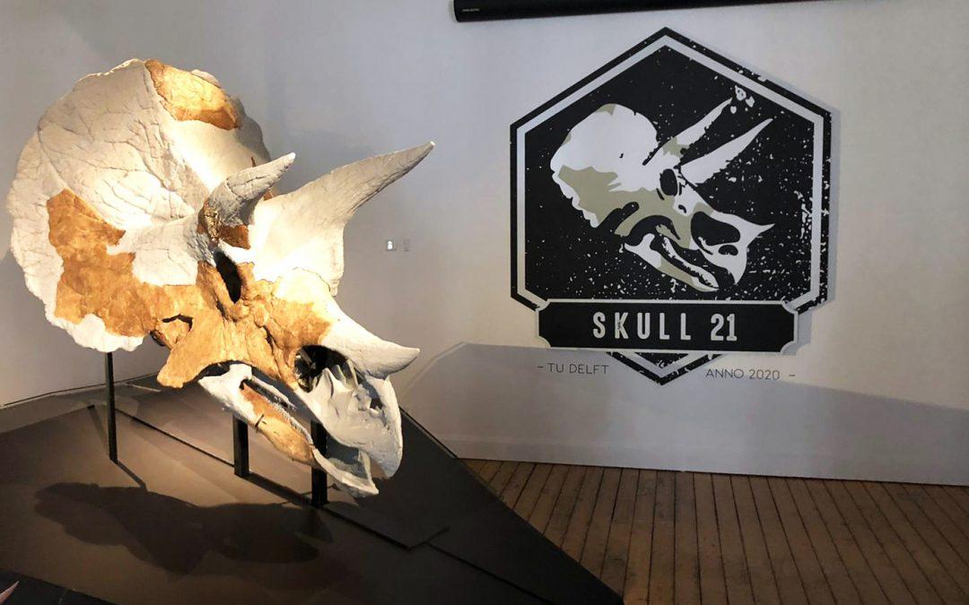 TU Delft Skull 21